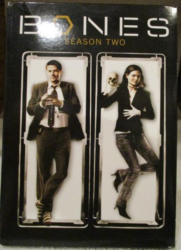 Bones - Season 2 - TV DVDs