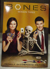 Bones - Season 3 - TV DVDs