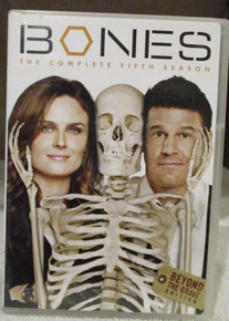 Bones - Season 5 - TV DVDs