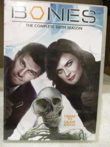 Bones - Season 6 - TV DVDs