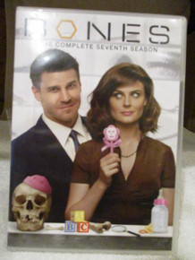 Bones - Season 7 - TV DVDs