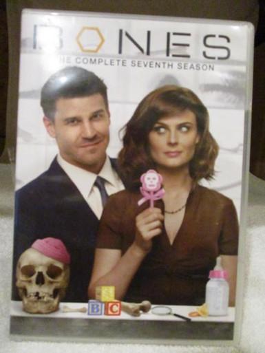 Bones - Season 7 - TV DVDs
