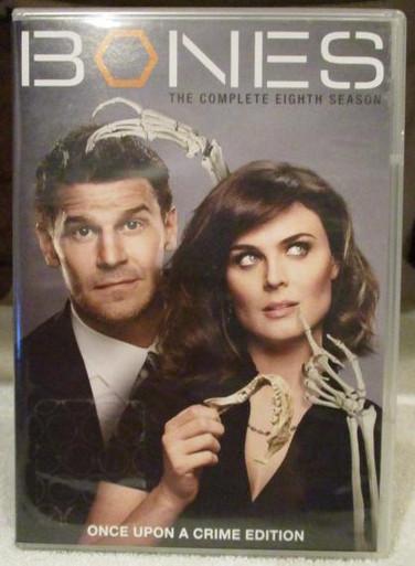 Bones - Season 8 - TV DVDs