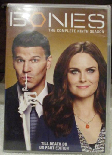Bones - Season 9 - TV DVDs
