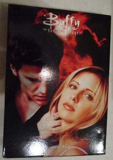 Buffy the Vampire Slayer - Season 2 - TV DVDs