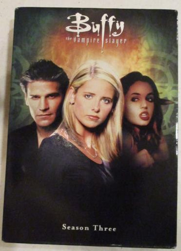 Buffy the Vampire Slayer - Season 3 - TV DVDs