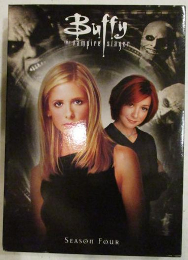 Buffy the Vampire Slayer - Season 4 - TV DVDs
