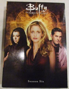 Buffy the Vampire Slayer - Season 6 - TV DVDs