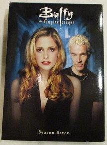 Buffy the Vampire Slayer - Season 7 - TV DVDs