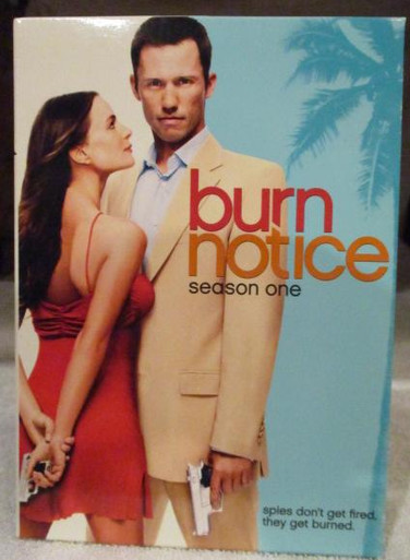 Burn Notice - Season 1 - TV DVDs