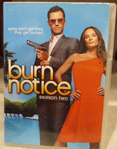 Burn Notice - Season 2 - TV DVDs