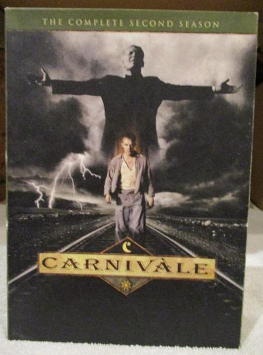 Carnivale - Complete Series (Two Seasons) - TV DVDs