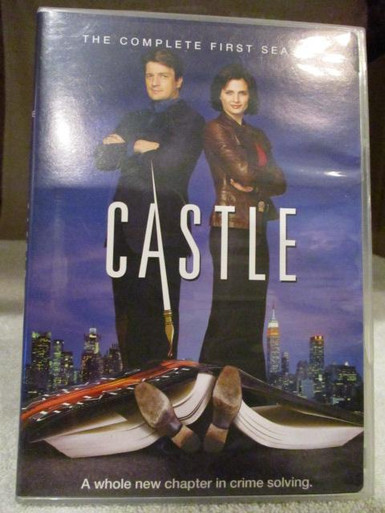 Castle - Season 1 - TV DVDs