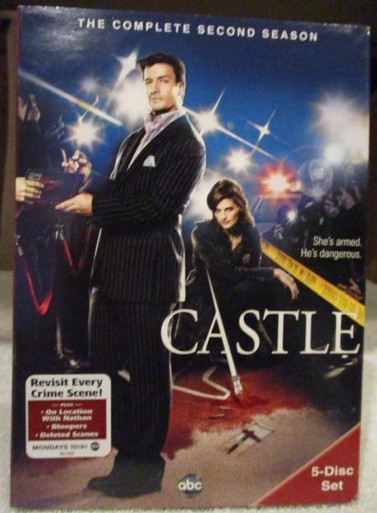 Castle - Season 2 - TV DVDs