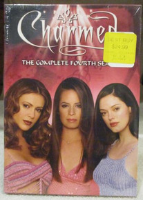 Charmed - Season 4 (Brand New - Still in Shrink Wrap) - TV DVDs