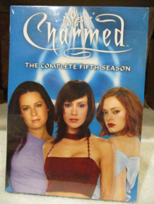 Charmed - Season 5 (Brand New - Still in Shrink Wrap) - TV DVDs