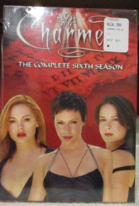 Charmed - Season 6 (Brand New - Still in Shrink Wrap) - TV DVDs