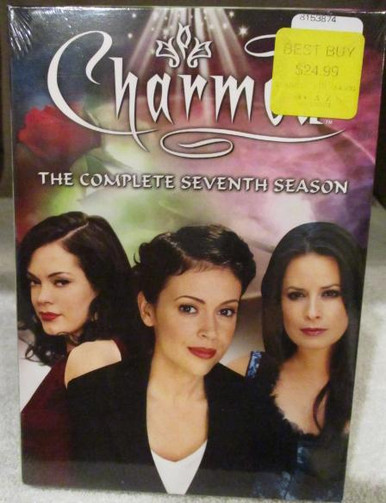 Charmed - Season 7 (Brand New - Still in Shrink Wrap) - TV DVDs