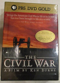 Civil War - Ken Burns - Complete Series - TV DVDs