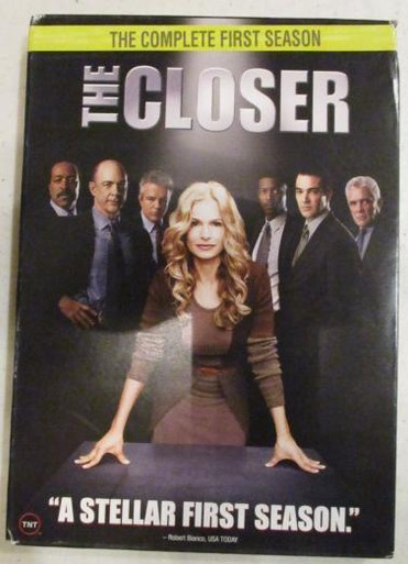Closer, The - Season 1 - TV DVDs