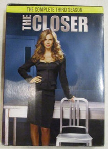 Closer, The - Season 3 - TV DVDs