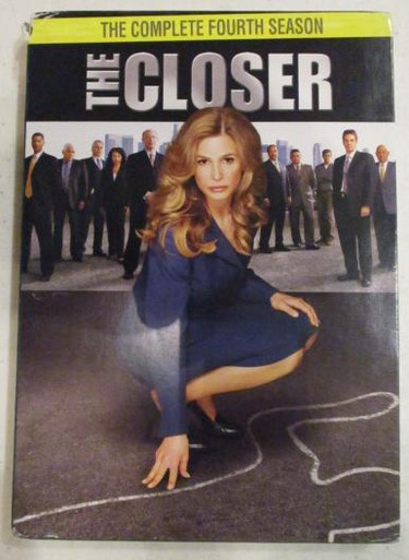 Closer, The - Season 4 - TV DVDs