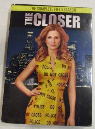 Closer, The - Season 5 - TV DVDs