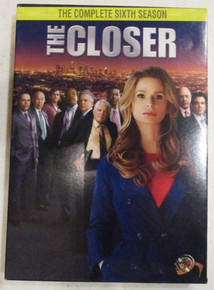 Closer, The - Season 6 - TV DVDs
