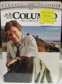 Columbo - Season 3 (Brand New - Still in Shrink Wrap) - TV DVDs