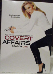 Covert Affairs - Season 1 - TV DVDs