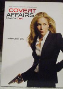 Covert Affairs - Season 2 - TV DVDs