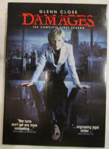 Damages - Season 1 - TV DVDs