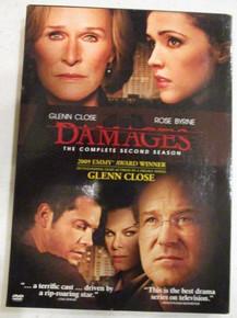 Damages - Season 2 - TV DVDs