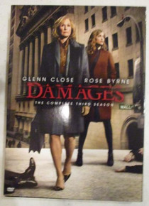 Damages - Season 3 - TV DVDs