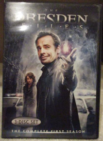 Dresden Files - Complete Series - TV DVDs
