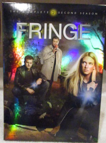 Fringe - Season 2 - TV DVDs