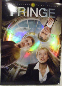 Fringe - Season 3 (Brand New - Still in Shrink Wrap) - TV DVDs
