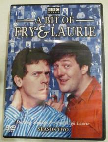 Fry & Laurie - Season 2 - TV DVDs