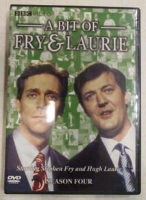Fry & Laurie - Season 3 (Brand New - Still in Shrink Wrap) - TV DVDs