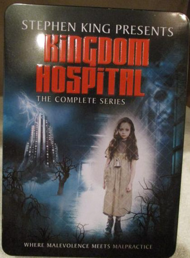 Kingdom Hospital (in Colletible Tin) - Complete Series - TV DVDs