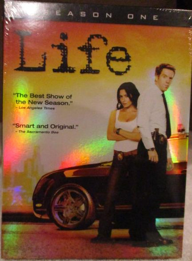 Life - Season 1 (Brand New - Still in Shrink Wrap) - TV DVDs