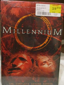 Millennium - Season 2 (Brand New - Still in Shrink Wrap) - TV DVDs