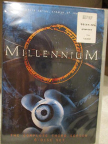 Millennium - Season 3 (Brand New - Still in Shrink Wrap) - TV DVDs