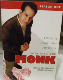Monk - Season 1 - TV DVDs