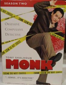 Monk - Season 2 - TV DVDs