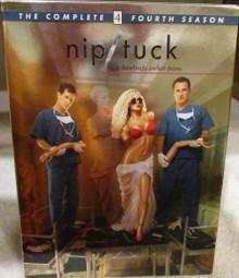 Nip/Tuck - Season 4 - TV DVDs