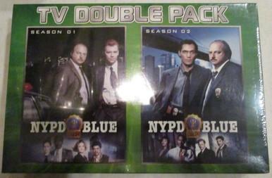 NYPD Blue - Season 1 (Brand New - Still in Shrink Wrap) - TV DVDs