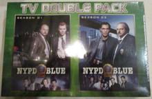 NYPD Blue - Season 2 (Brand New - Still in Shrink Wrap) - TV DVDs