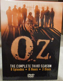 Oz - Season 3 - TV DVDs