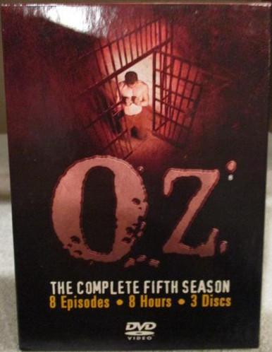 Oz - Season 5 - TV DVDs